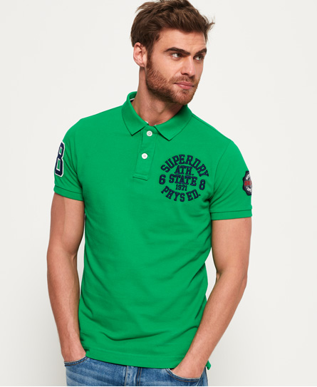 Superdry Superdry Classic Superstate poloshirt