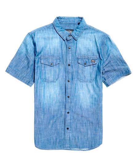 Superdry - Camisa vaquera Dragway - 2