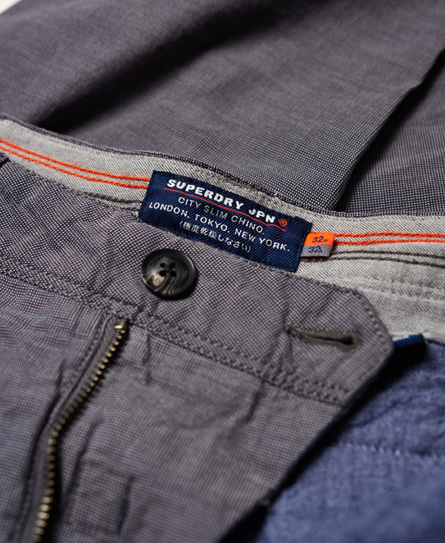 Superdry Regent City Chino Trousers
