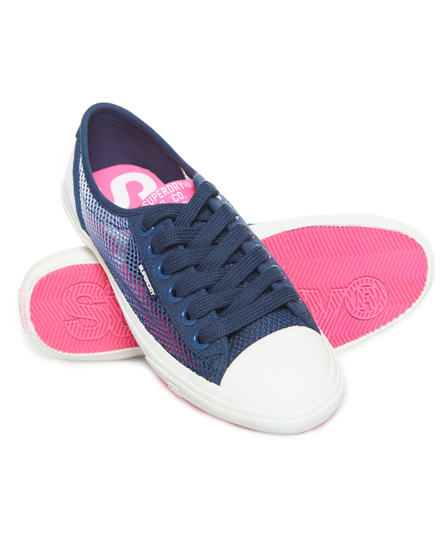 Low Pro Mesh Sneakers Superdry