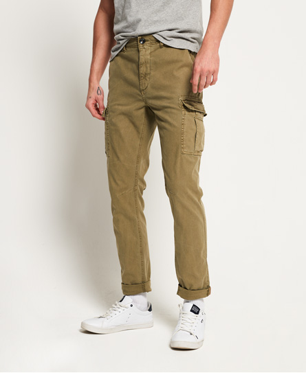 Superdry Surplus Goods Low Rider Cargo Pants