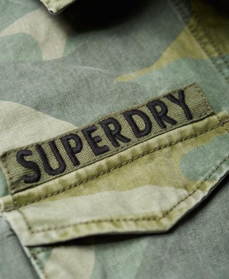 Superdry Chaqueta corta Utility