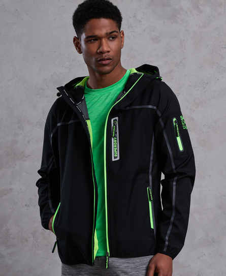 Superdry Sport SD-Windtrekker jas