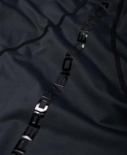 Superdry Bionic Oberteil mit halbhohem Reißverschluss