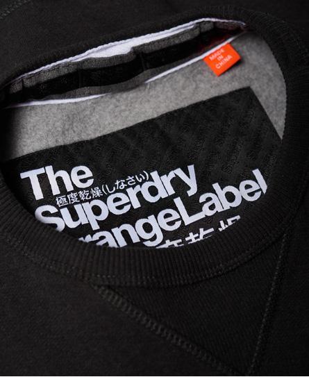 Superdry Orange Label Urban Crew Jumper