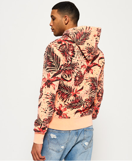 Superdry Sweat Shirt Store All Over Print Hoodie