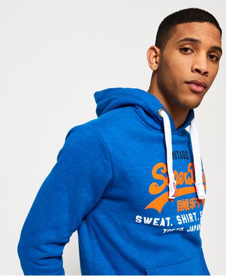 Superdry Premium Goods Tri Hoodie