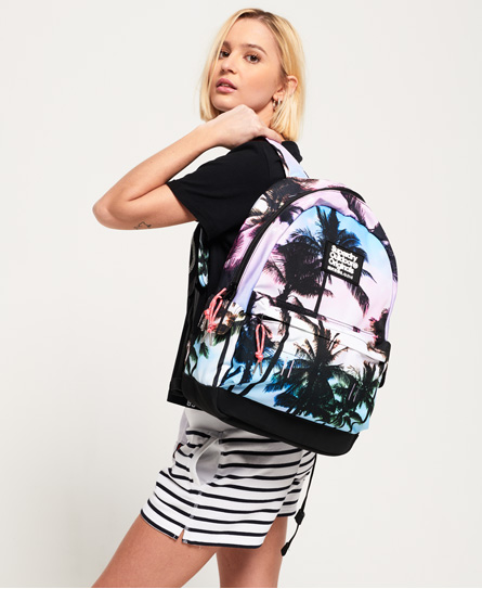 Superdry Miami Photo Montana rygsæk