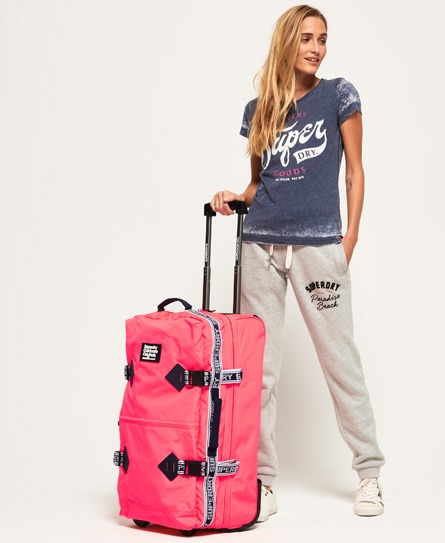 Superdry Montana Large Check In-bag