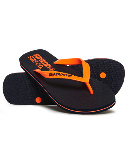 Sleek Flip Flops Superdry 86lbK1Fc