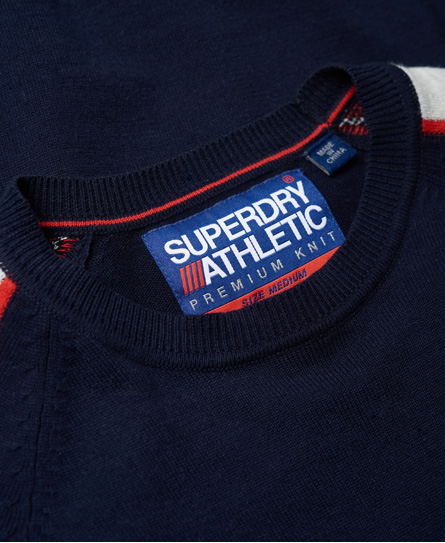 Superdry Athletic SD Crew Neck Jumper