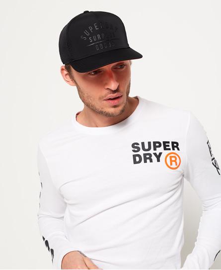Superdry City Surplus Goods Cap