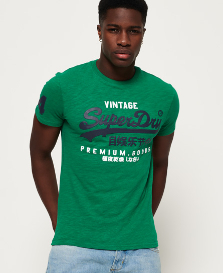 Superdry - Camiseta Premium Goods Duo - 2