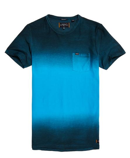 Superdry Superdry West Coast Fade Longline T-shirt