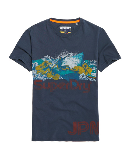 Superdry Superdry Retro Surf T-shirt