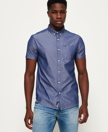 Superdry Superdry Ultimate Pinpoint oxfordskjorte