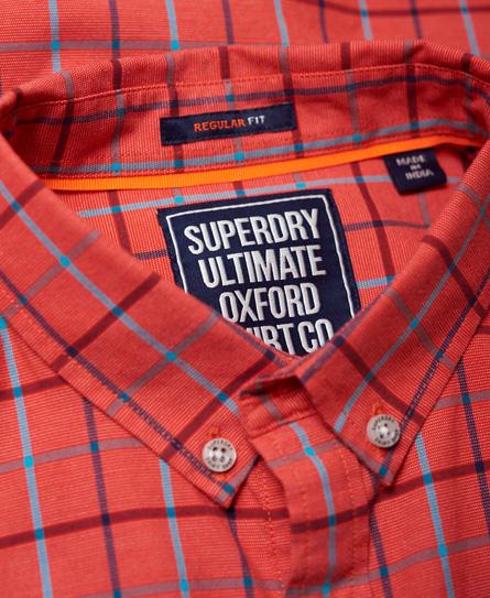 Superdry Ultimate University Oxford-skjorte