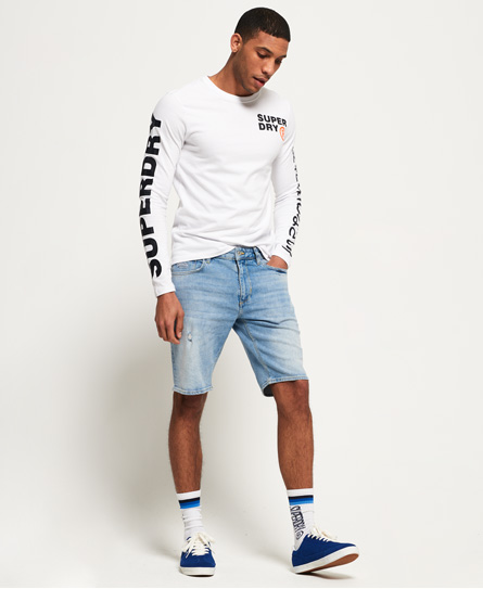 Superdry Slim-shorts