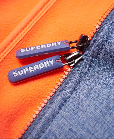 Superdry Hupullinen SD-Windtrekker-takki