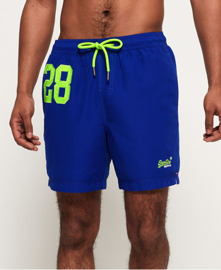 Superdry Superdry Waterpolo badeshorts
