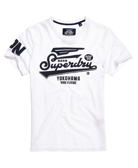Superdry Retro High Flyers T-Shirt