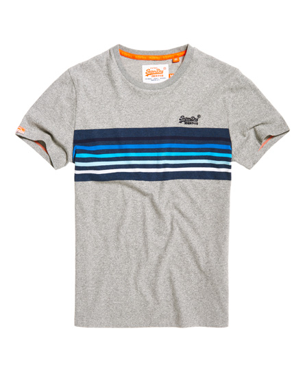 Superdry Superdry Orange Label Cali Surf Banner T-shirt