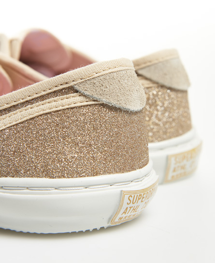 Superdry Low Pro Glitter Sneakers