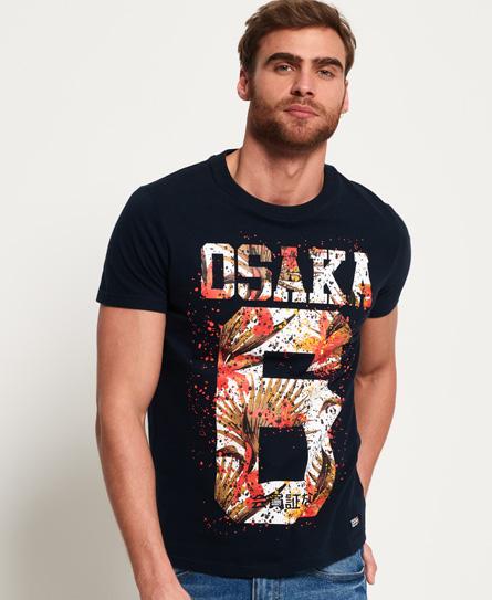 Superdry - Camiseta Osaka Hibiscus Infill - 2