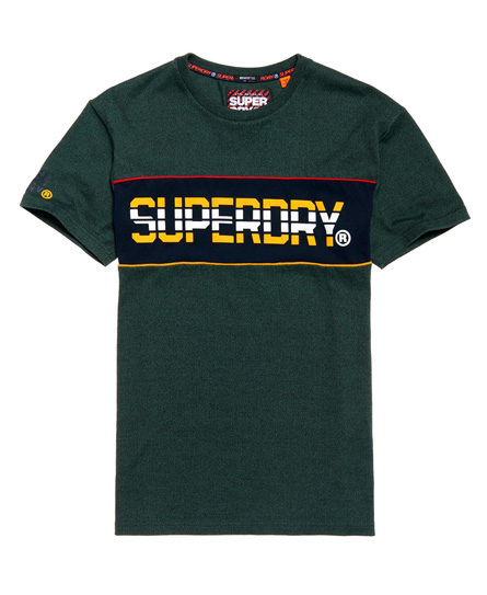Superdry Superdry Retro Stripe Box Fit T-shirt