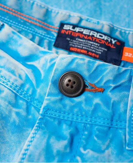 Superdry Nue Wave Wash-shorts