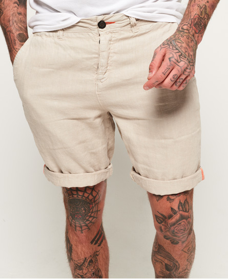 Superdry Superdry International Linen chinoshorts