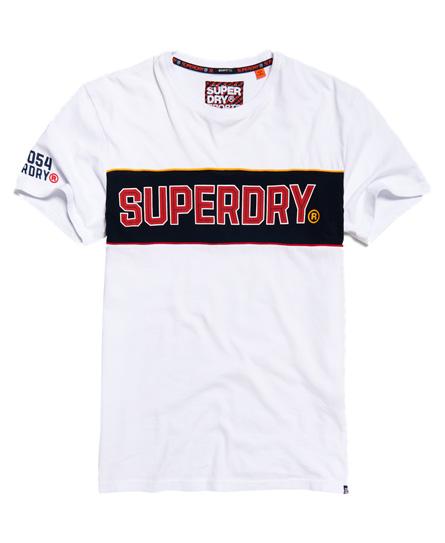 Superdry Retro Stripe Box Fit T-Shirt