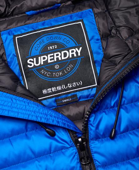 Superdry Core Daunenjacke mit Kapuze