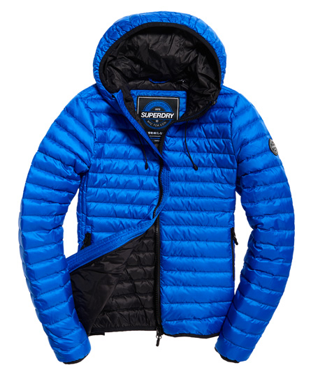 Superdry Core Down Hooded Jacket