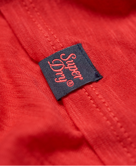 Superdry T-shirt manches en dentelle San Juan