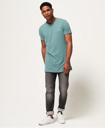 Superdry Orange Label Lite Longline T-Shirt