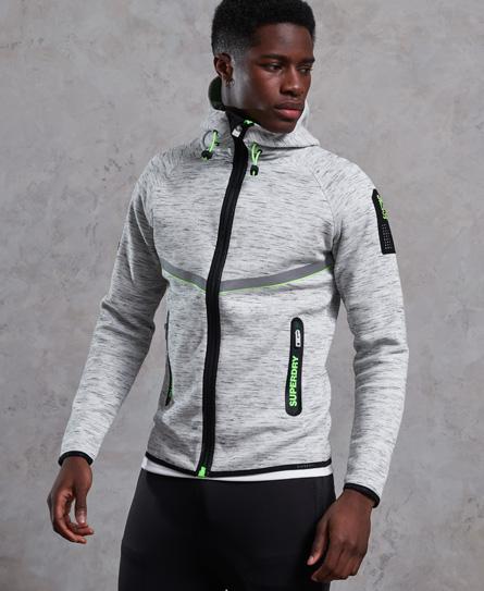 Superdry NuCore Gym Tech Zip Hoodie