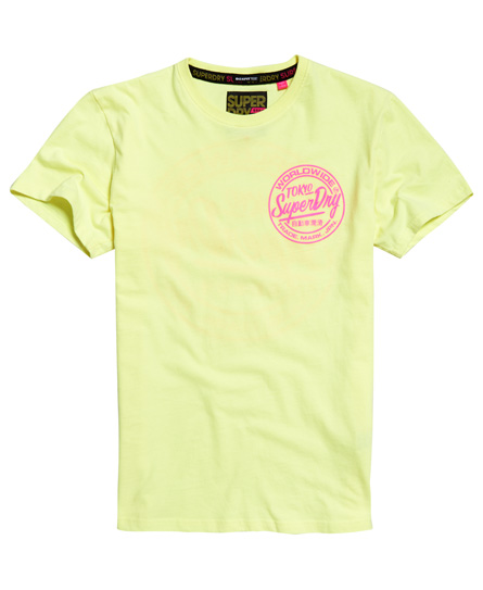 Superdry Superdry Ticket Type Box Fit T-shirt