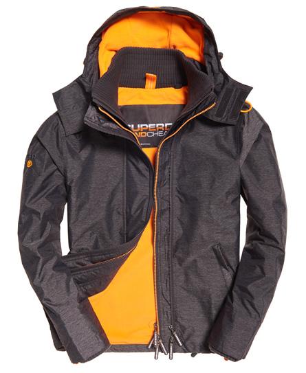 Superdry Superdry Pop Zip Arctic SD-Windcheater jakke med hætte