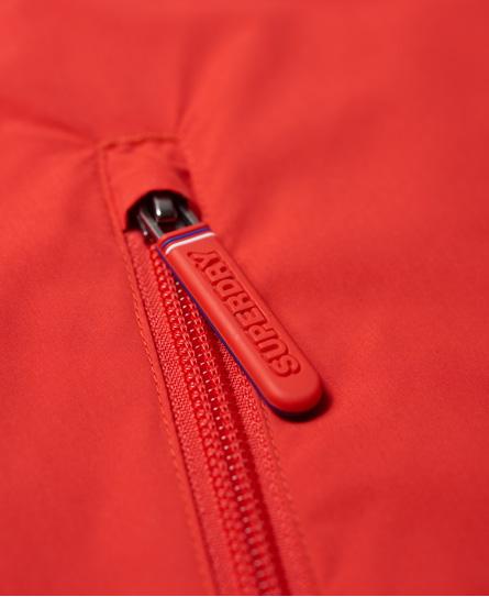 Superdry SD-Windbreaker jas met capuchon en halflange rits