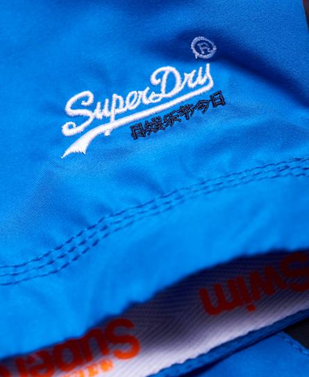 Superdry Water Polo Banner badeshorts