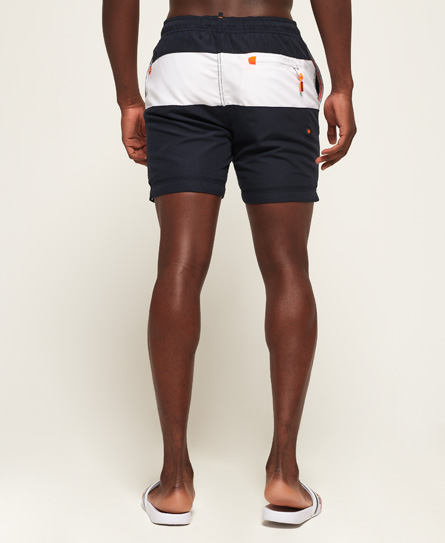 Discount 100% Guaranteed Outlet For Cheap Water Polo Banner Swim Shorts Superdry QzLkfb