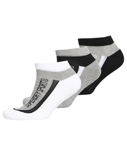 Superdry Super Sport Socken im Dreierpack