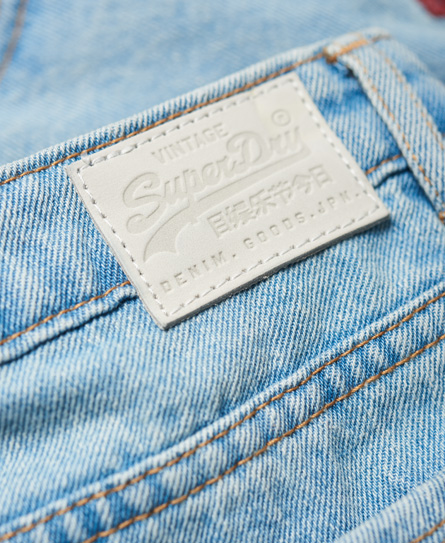Superdry Denim Micro Mini-skjørt