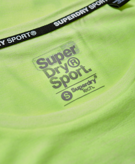 Superdry T-shirt ombre SD Sport Fitspiration