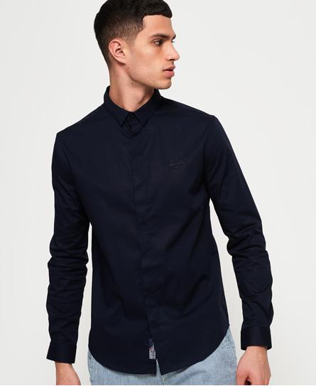 Superdry Tailored Slim langermet skjorte