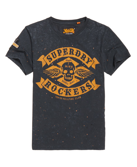 Superdry Superdry Motor City T-shirt