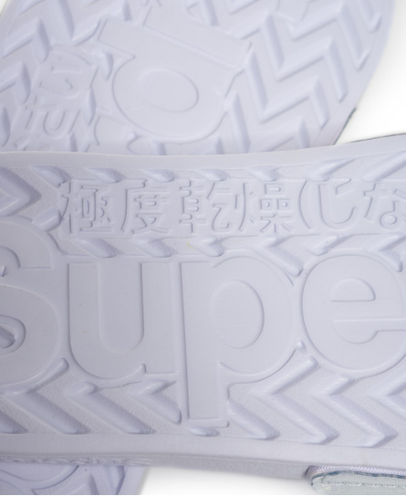 Superdry Jelly Pool Sliders