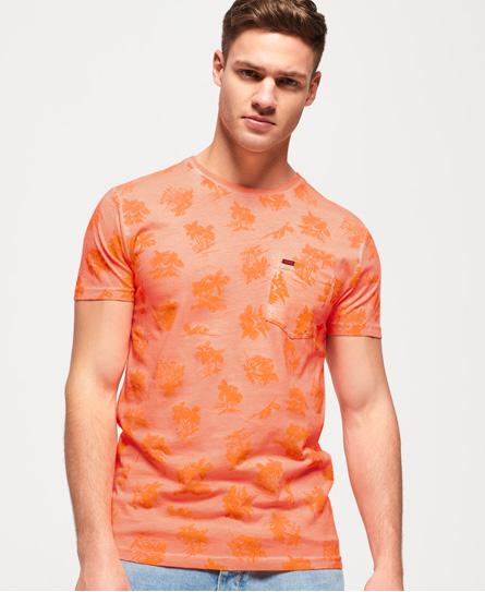 Superdry - Camiseta ligera con estampado integral Whistler - 2