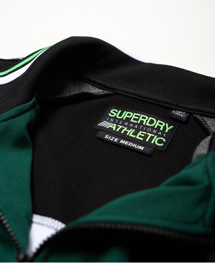 Superdry SD Tricot 貼條運動上衣